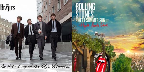 Beatles-stones