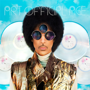 Prince art official
