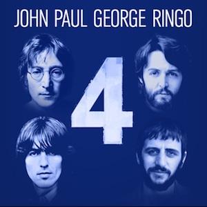 Beatles EP 4