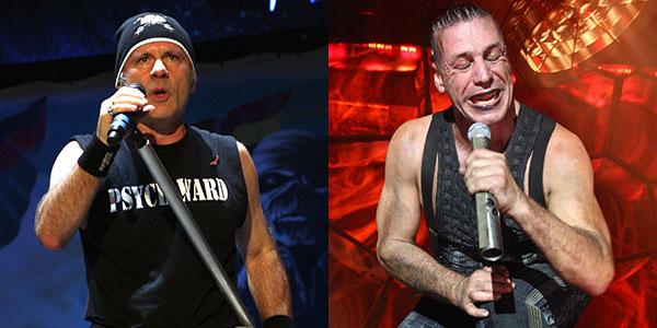 Maiden Und Rammstein Bei Rock In Vienna Wegotit Stars Storys