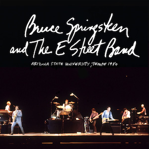 Springsteen Live CD