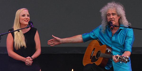 Brian May 2013