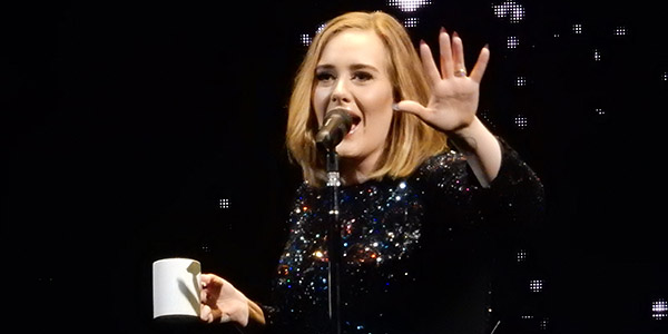 Adele live2