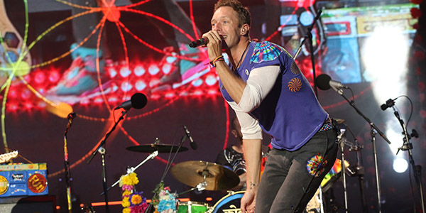 Coldplay Nizza5